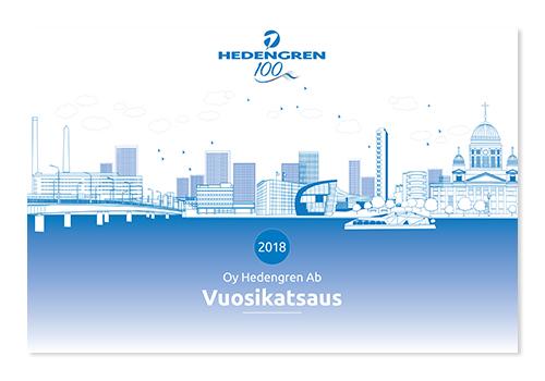 Hedengren vuosikatsaus 2018