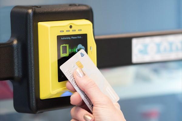 Korttelikauppa kerättävä data
